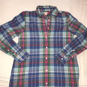 NWOT J.Crew button up